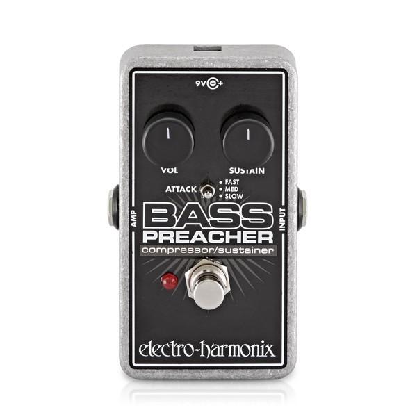 Electro Harmonix Bass Preacher Bass Compressor Sustainer