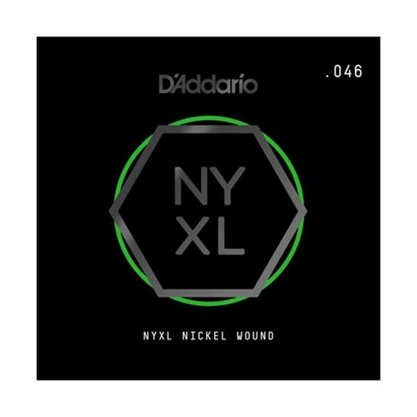 D'Addario NYXL Nickel Wound .046