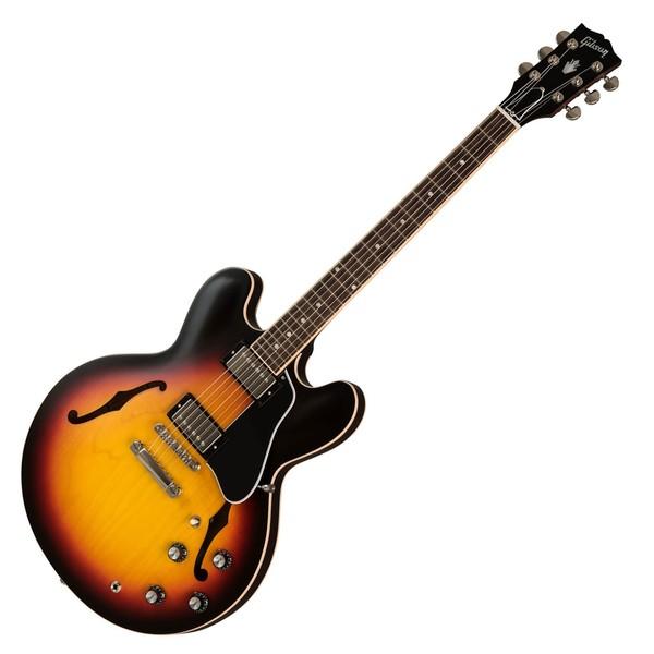 Gibson ES-335 Satin, Sunset Burst