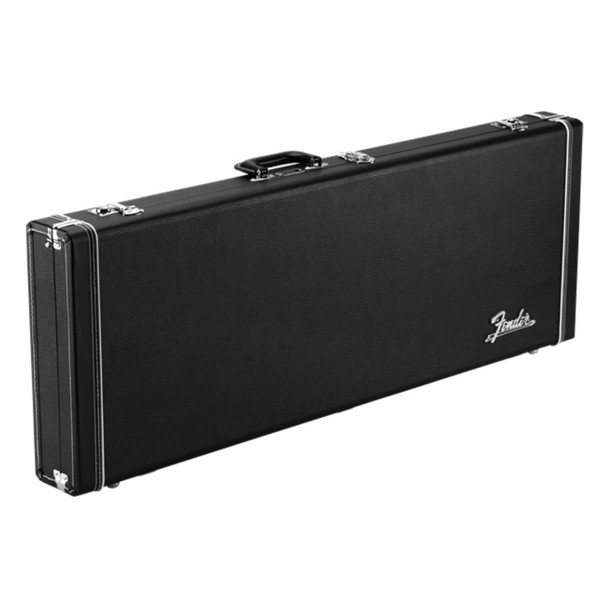 Fender Classic Series Wood Jazzmaster Case, Black