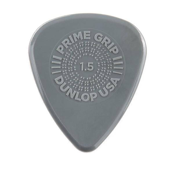 Dunlop Prime Grip Delrin 500 1.5mm (12 Pack) - Front