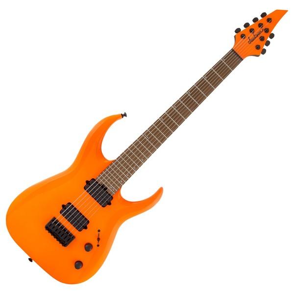 Jackson PRO Misha Mansoor Juggernaut HT 7, Neon Orange