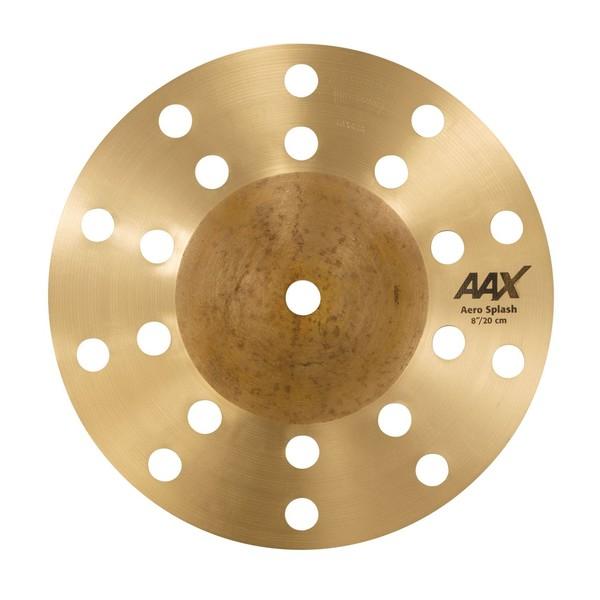 """Sabian AAX 8"""" Aero Splash Cymbal - Main Image"""