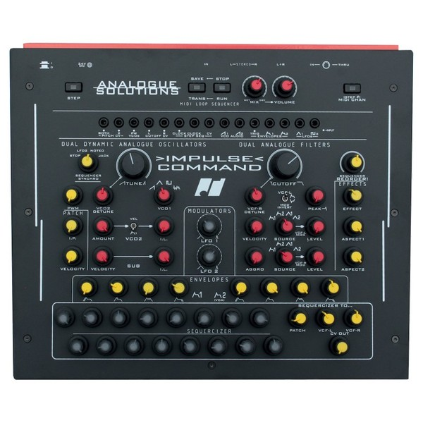 Analogue Solutions Impulse Command top
