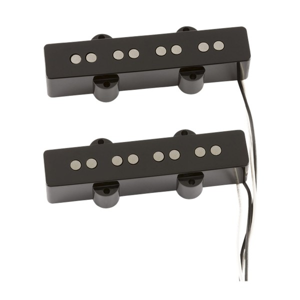 Fender Yosemite Jazz Bass Pickup Set - Front