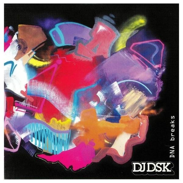"Dinked Records Presents DNA Breaks, 7"""