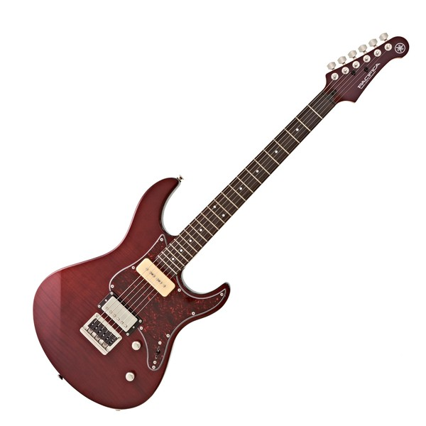 Yamaha Pacifica 611 HFM Root Beer