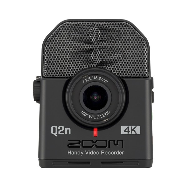 Zoom Q2n-4k Camera for Musicians - Front