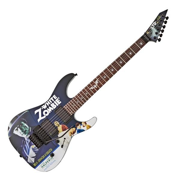 ESP LTD KH-WZ Kirk Hammett White Zombie