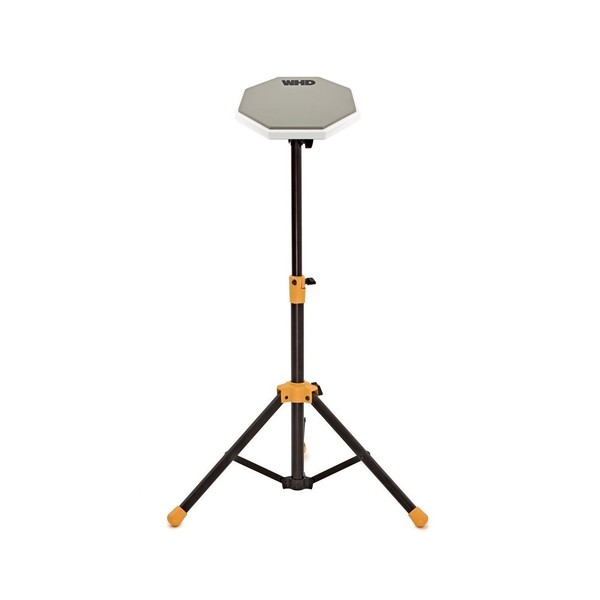 "WHD 8"" Practice Pad and Stand Bundle"