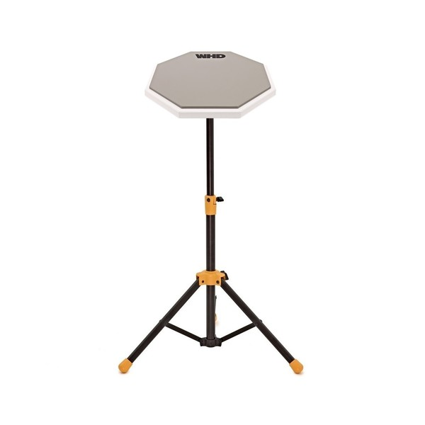 """WHD 12"""" Practice Pad and Stand Bundle"""