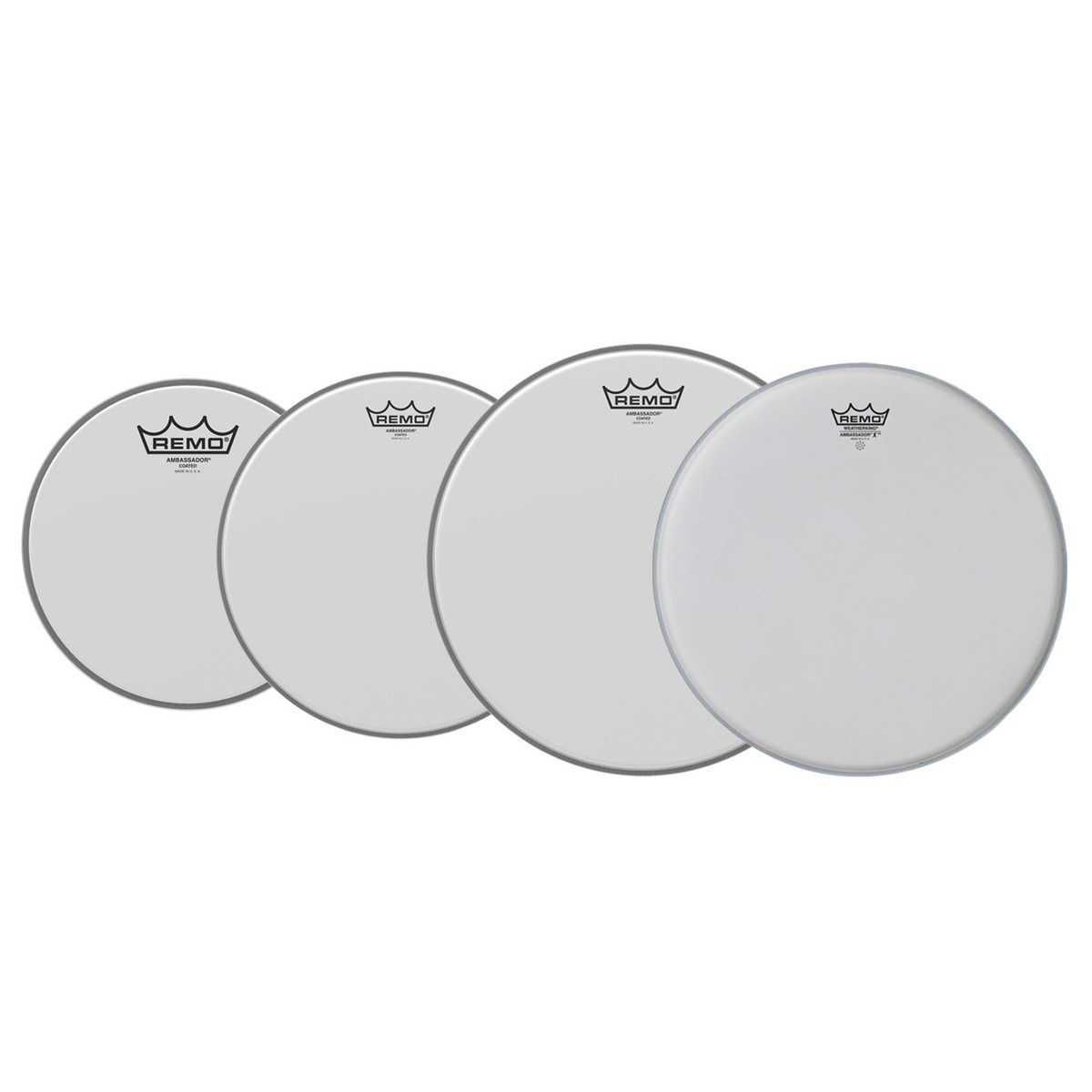 Click to view product details and reviews for Remo Ambassador Coated Pro Rock Pack Free Snare Head.