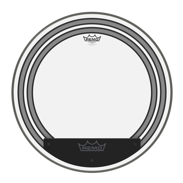 Remo Powersonic Clear 24'' Bass Drum Head