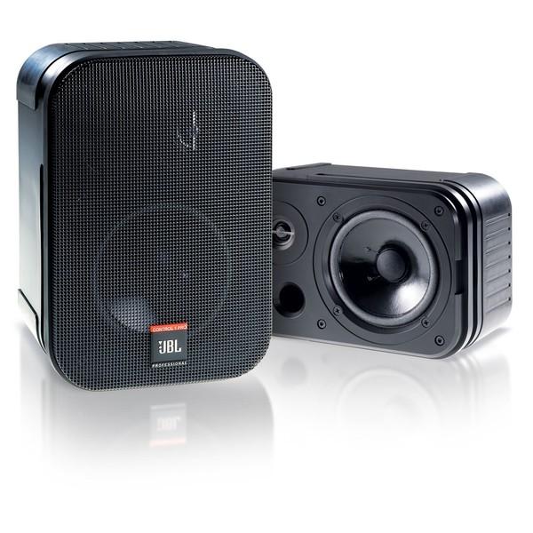 JBL Control 1 Pro 5.25'' Passive Installation Loudspeakers, Pair