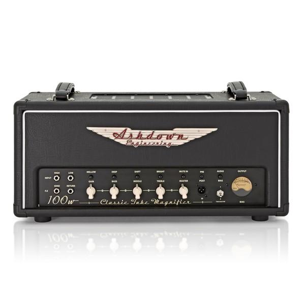 Ashdown CTM100 All Valve Bass Head w/ Passive EQ