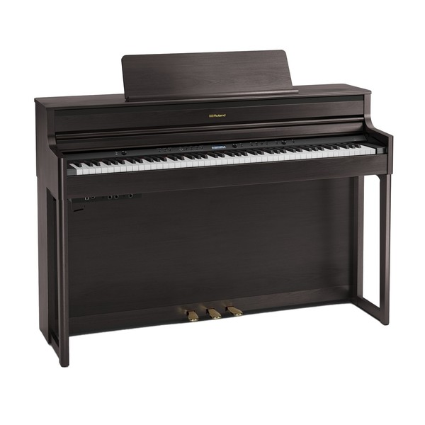 Roland HP704 Digital Piano, Dark Rosewood