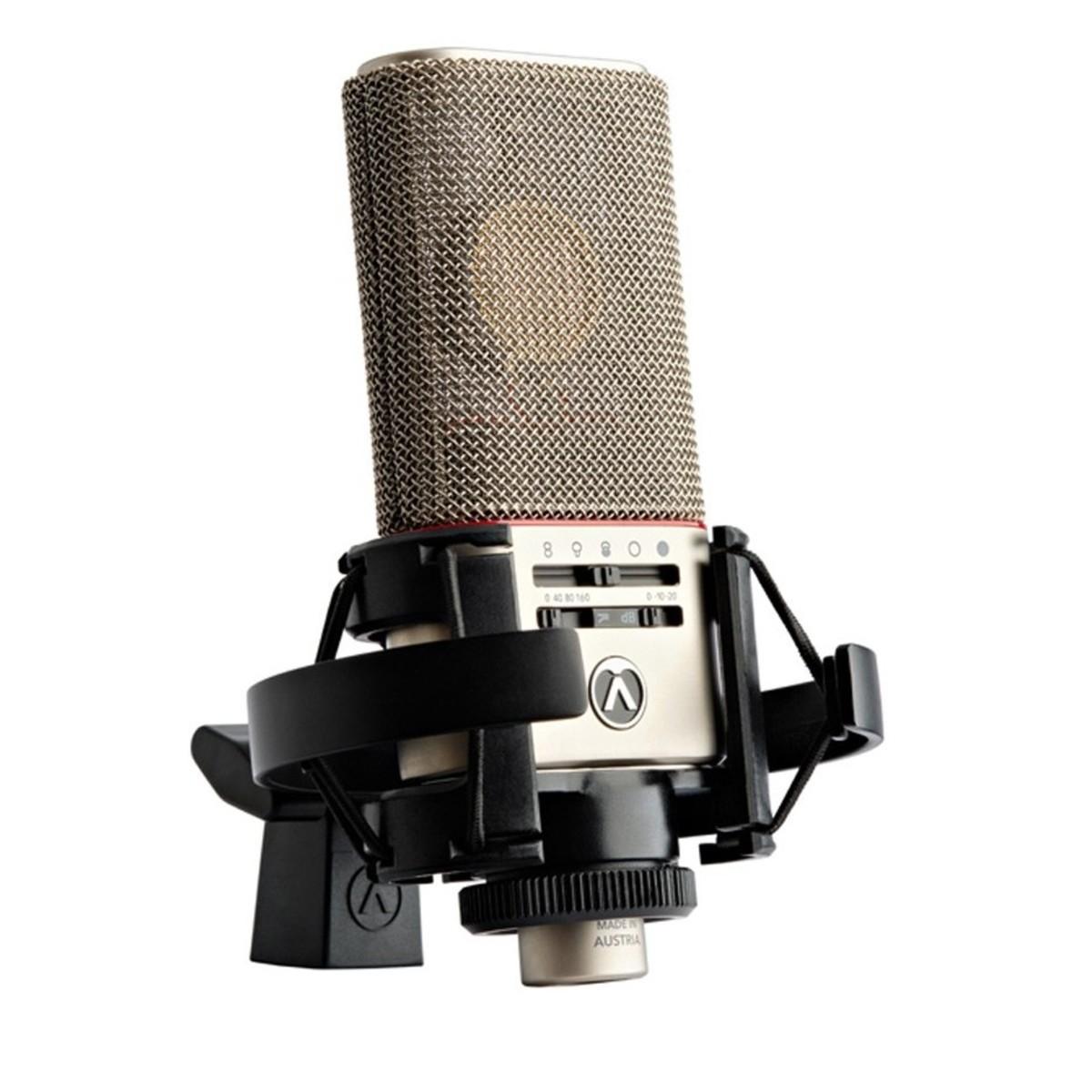 Austrian Audio OC818 Condenser Mic Studio Set, Limited Edition