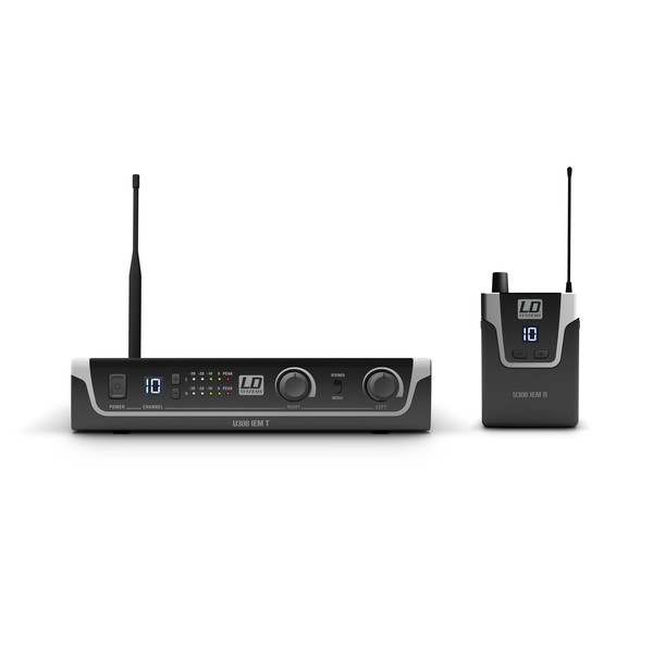 LD Systems U308 IEM In Ear Monitoring System