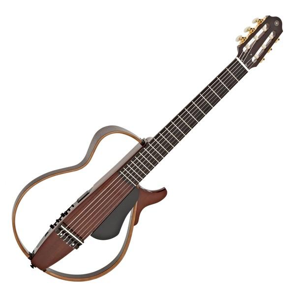 Yamaha SLG200NW Silent Guitar, Natural