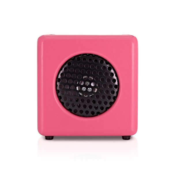 Mini Guitar Amp by Gear4music, Pink main