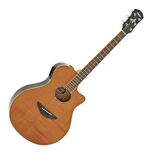 Yamaha APX600FM Electro Acoustic, Amber main
