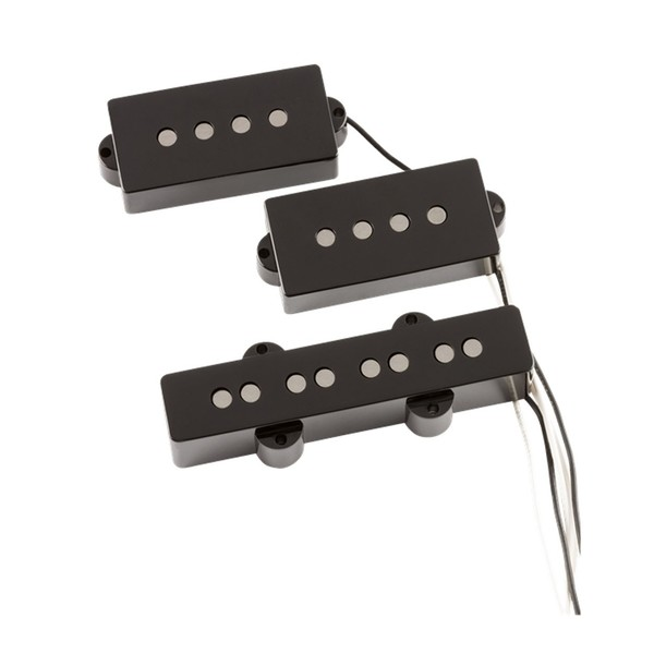 Fender Yosemite P/J Bass Pickup Set - Front
