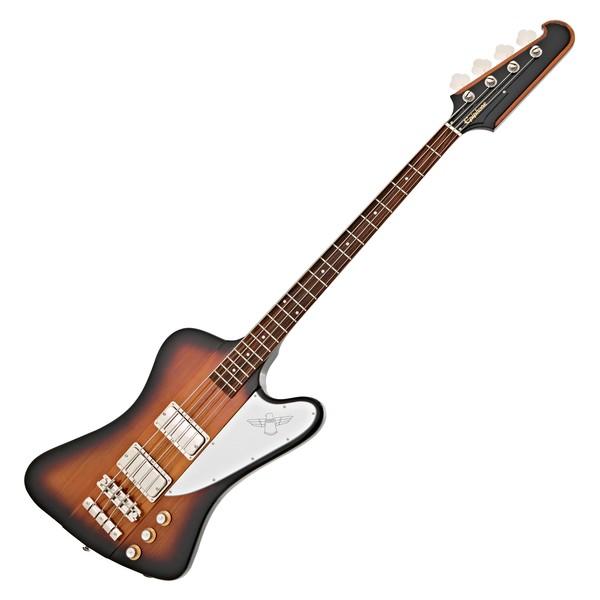 Epiphone Thunderbird Vintage Pro Bass, Tobacco Sunburst