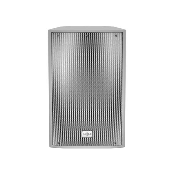 HH Electronics Tessen TNi-0801A 8'' Active Speaker, White, Front