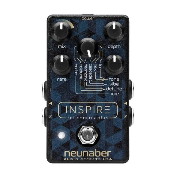 Neunaber Inspire Tri-Chorus Plus - Front 1