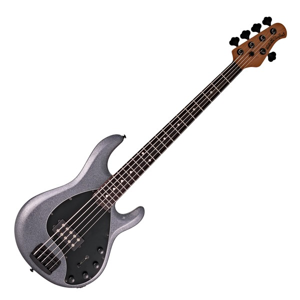 Music Man StingRay5 Special Bass EB, Charcoal Sparkle main