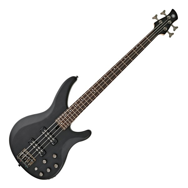 Yamaha TRBX504 Bass Guitar, Translucent Black main