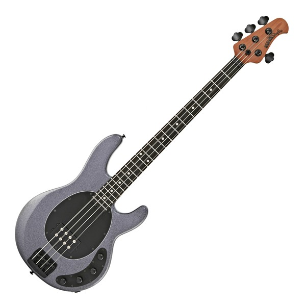 Music Man StingRay Special Bass EB, Charcoal Sparkle
