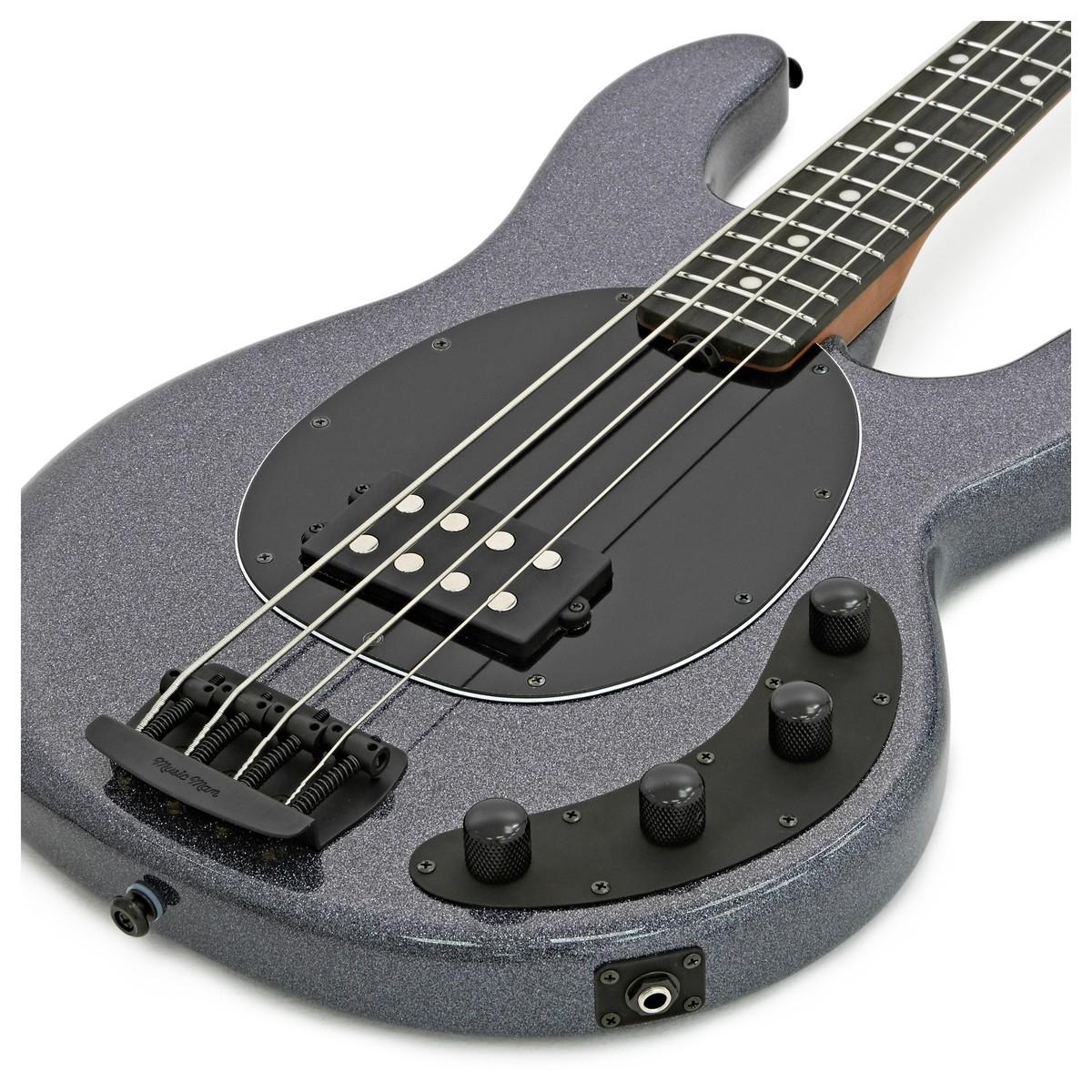 Stingray Bass Charcoal : music man stingray special bass eb charcoal sparkle at gear4music ~ Russianpoet.info Haus und Dekorationen