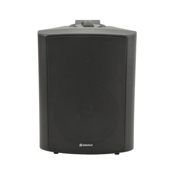 Adastra BP6V-B 6.5'' 100V Weatherproof Background Speaker, Black, Front