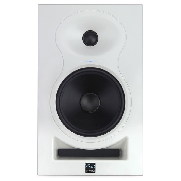 Kali Audio LP-6 Studio Monitor, White (Single) - Front