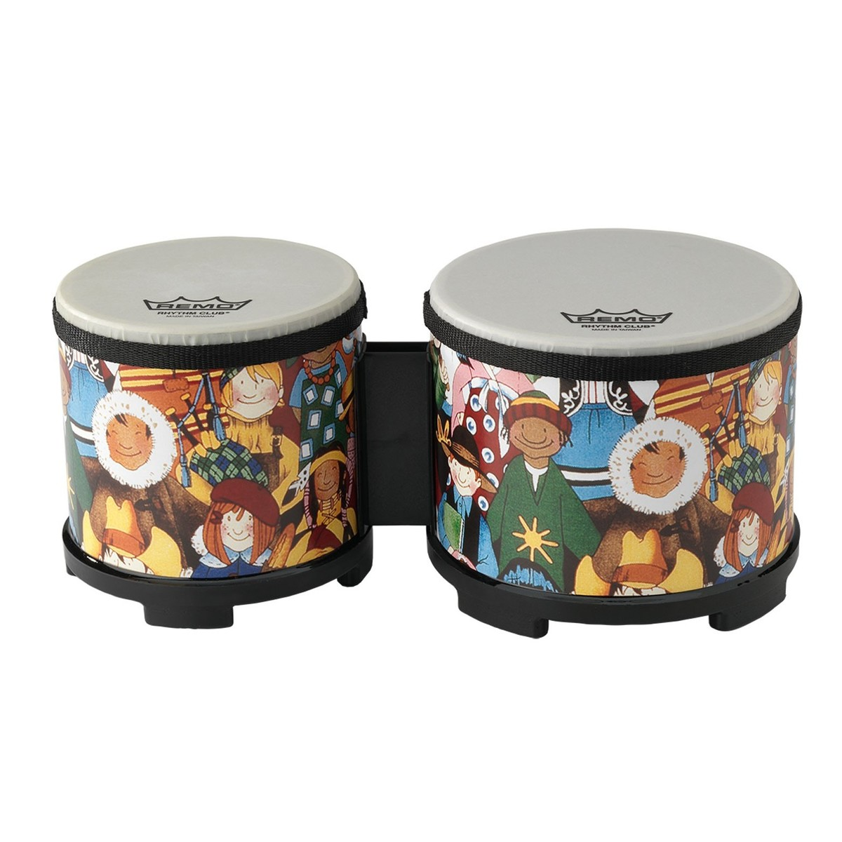 Click to view product details and reviews for Remo 5 And 6 Rhythm Club Bongos.