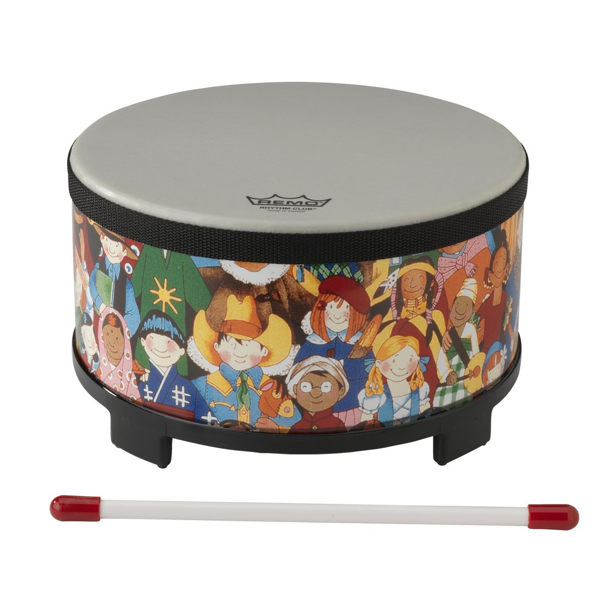 Click to view product details and reviews for Remo 5 X 10 Rhythm Club Floor Tom.