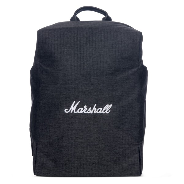 Marshall City Rocker Bag, Black/White