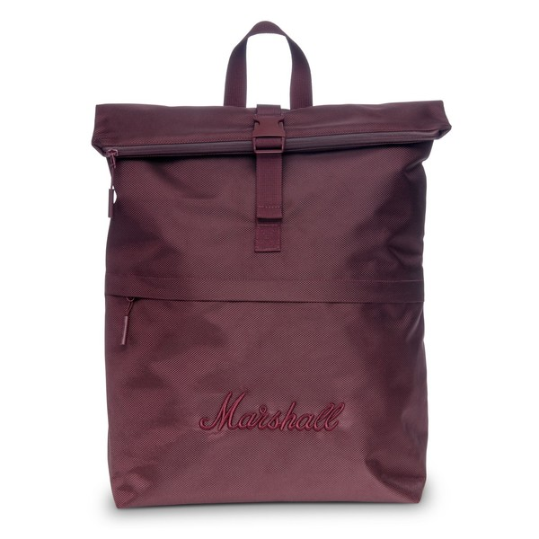 Marshall Seeker Bag, Crimson - front