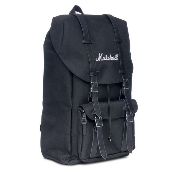 Marshall Runaway Bag, Black/White