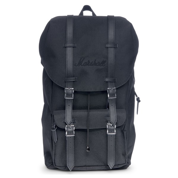 Marshall Runaway Bag, Black/Black