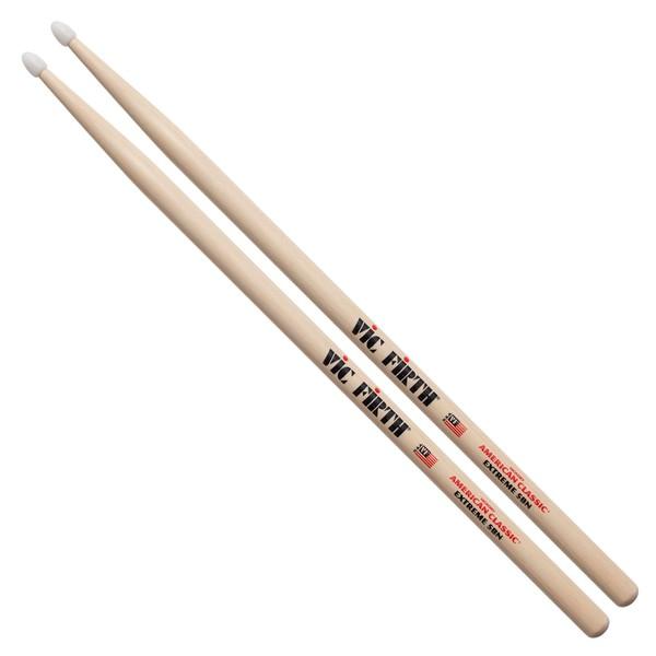 Vic Firth American Classic Extreme 5BN Drumsticks, Nylon Tip