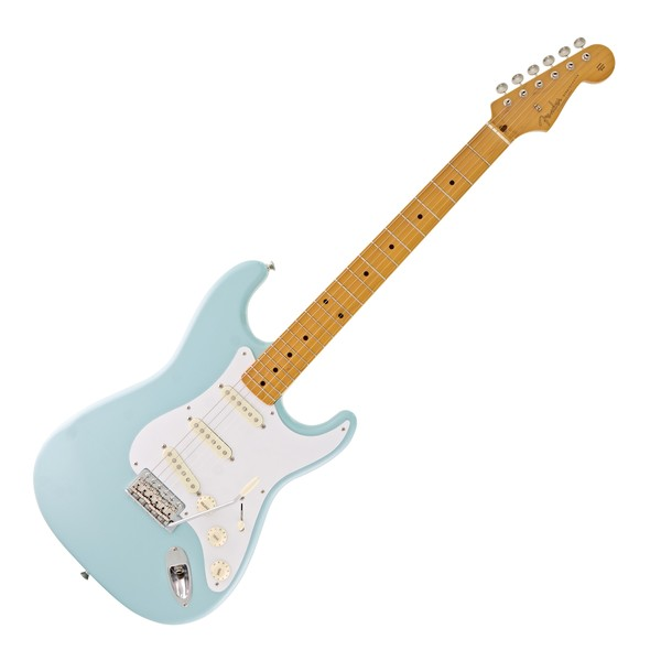 Fender MIJ Traditional 50s Stratocaster MN, Sonic Blue main