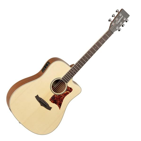 Tanglewood TSP15CE Sundance Premier Electro Acoustic, Natural Satin
