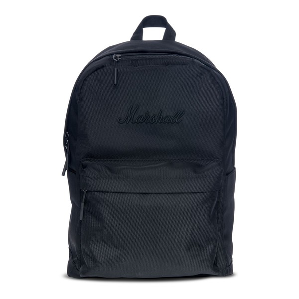 Marshall Crosstown Bag, Black/Black - front