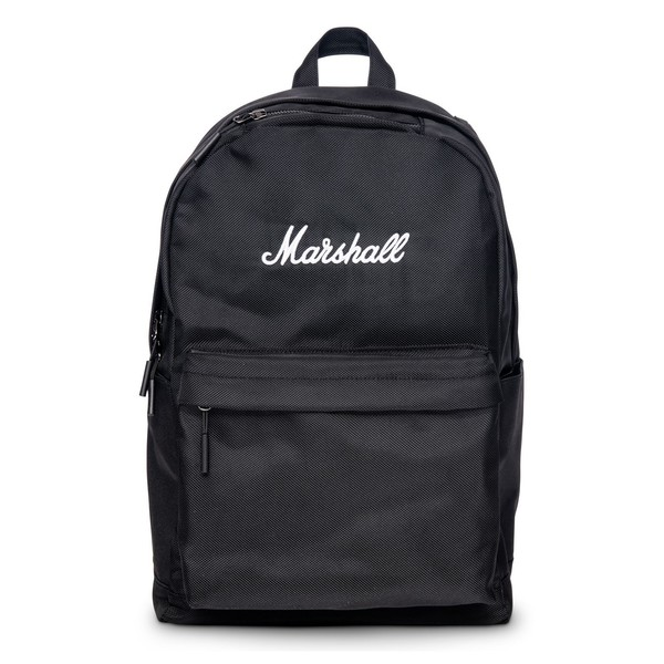 Marshall Crosstown Bag, Black/White - front