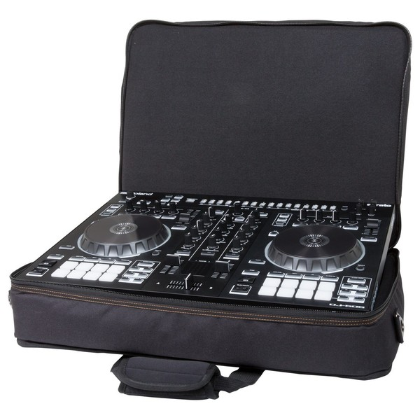 Roland DJ-505 DJ Controller with Bag - Full Bundle