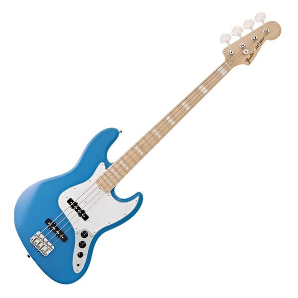 Fender MIJ Traditional 70s Jazz Bass MN, California Blue