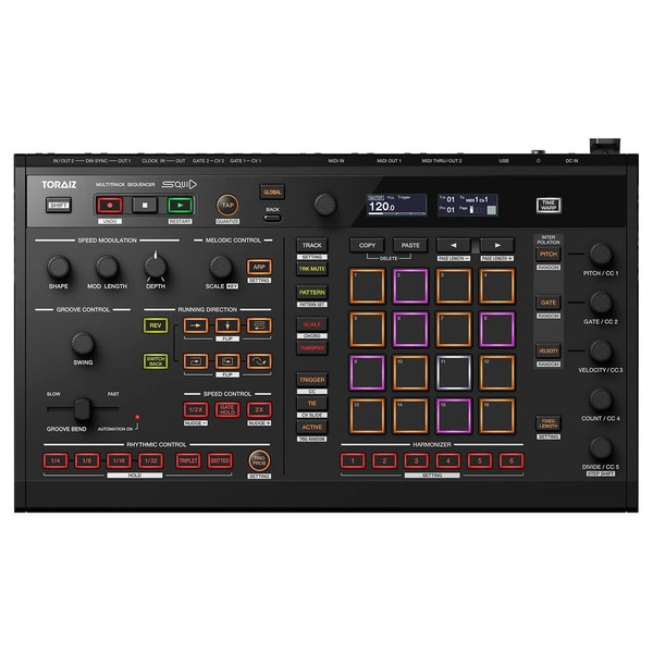 Pioneer DJ Toraiz Squid Sequencer