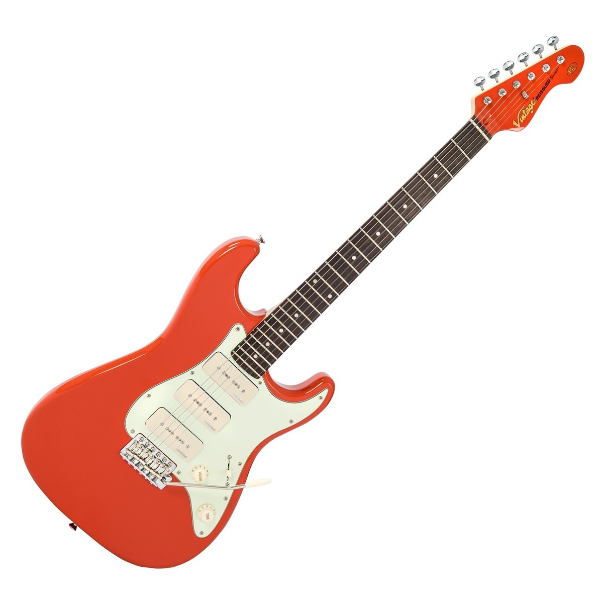 Click to view product details and reviews for Vintage Vs6p Reissued W90 Firenza Red.